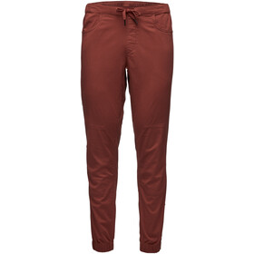 Black Diamond Notion Pantalones Hombre, brick
